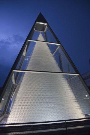 Glaspyramide, Zwiesel