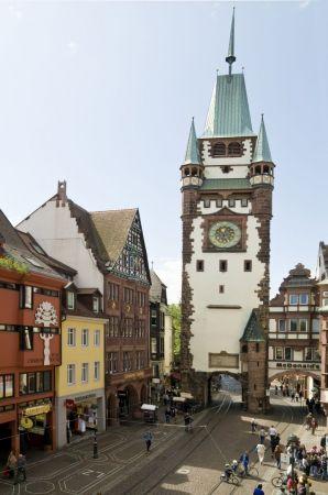 Martinstor, Freiburg