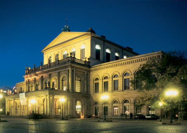 Opernhaus, Hannover