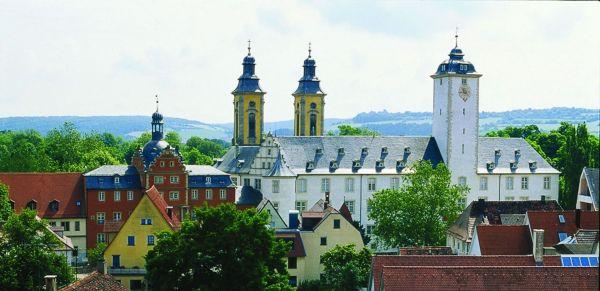 Schloss von Mergentheim, Bad Mergentheim