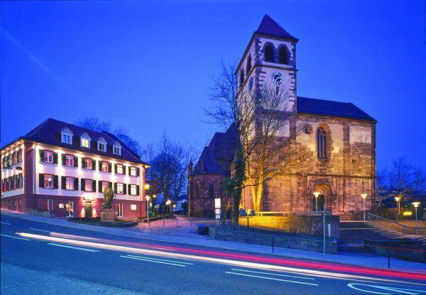 Schloss- und Stiftskirche, Pforzheim