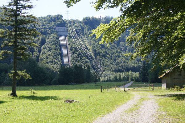 Walchenseekraftwerk, Kochel am See