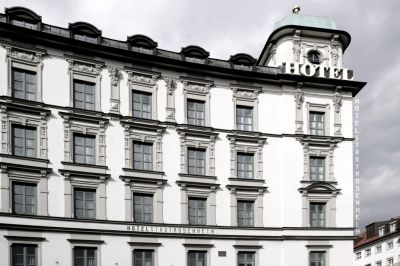 design hotel stadt rosenheim m nchen beschreibung kontakt und informationen zimmer. Black Bedroom Furniture Sets. Home Design Ideas
