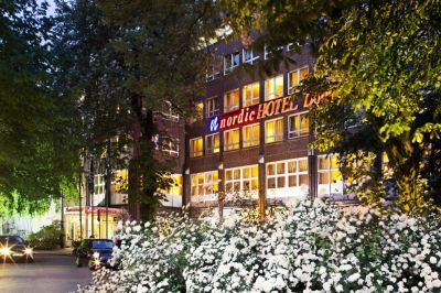 Nordic Hotel Domicil, Hamburg