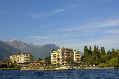 Hotel Eden Roc, Ascona