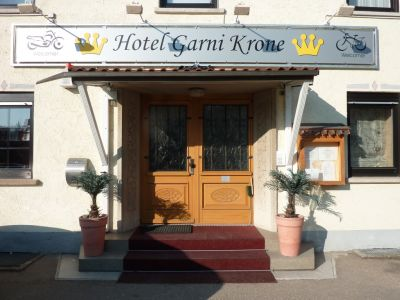 Hotel Garni Krone, Senden (Bayern)