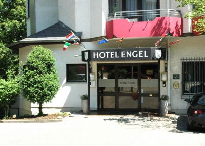 Hotel Engel im Salinental, Bad Kreuznach