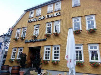 Hotel Zur Traube, Nidda