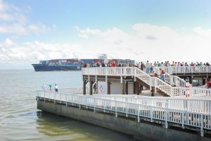 Alte Liebe, Cuxhaven