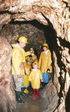 Besucherbergwerk Silbergründle, Seebach