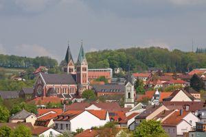 Klosterkirche Maria Hilf, Cham