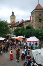 Fünfeckturm, Weißenburg