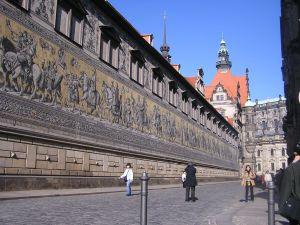 Fürstenzug, Dresden