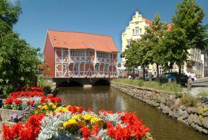 Runde Grube, Wismar