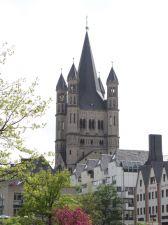 Groß St. Martin, Köln