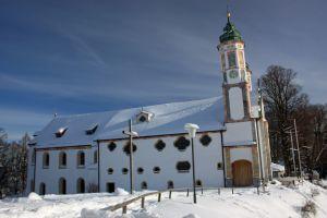 Heilig-Kreuz-Kirche, Bad Tölz