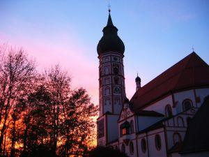 Klosterkirche, Andechs