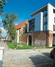 Katharinenstift, Rostock