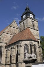 Dreifaltigkeitskirche, Eisfeld