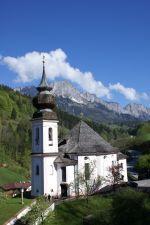 Wallfahrtskirche Maria Gern, Berchtesgaden