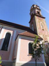 Kirche Peter und Paul, Mittenwald