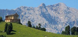 Königshaus am Schachen, Garmisch-Partenkirchen