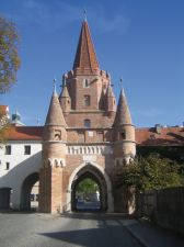 Kreuztor, Ingolstadt