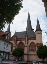 Liebfrauenkirche, Schotten