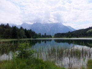 Luttensee, Mittenwald