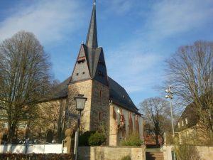 Marienkirche, Ortenberg