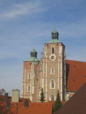 Münster, Ingolstadt