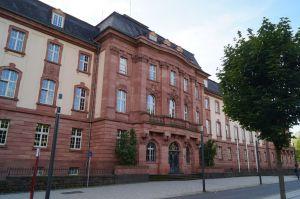 Oberpräsidium Rheinprovinz, Koblenz