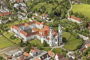 Benediktinerabtei, Ottobeuren