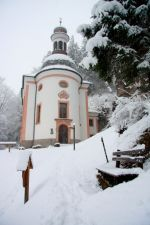 Wallfahrtskirche Maria Himmelfahrt, Ramsau