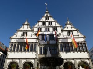 Rathaus, Paderborn