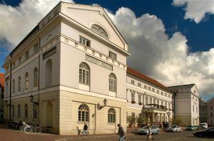 Rathaus und Marktplatz, Wismar