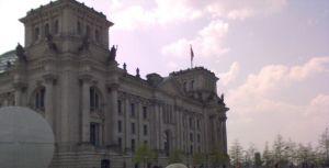 Reichstagsgebäude, Berlin