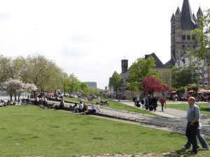 Rhein-Sieg, Köln und Bonn
