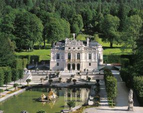 Schloss Linderhof, Ettal