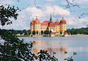 Schloss, Moritzburg