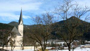 Pfarrkirche St. Leonhard, Kreuth