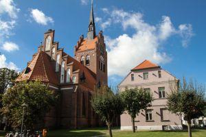 Stadtkirche, Usedom
