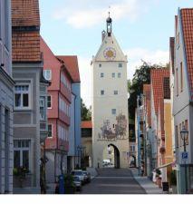 Ulmer Tor, Memmingen