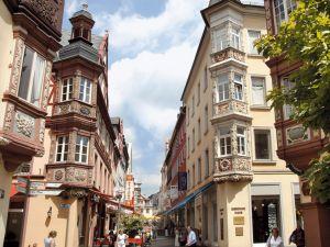 Vier Türme, Koblenz