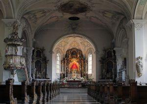Wallfahrtskirche, Todtmoos