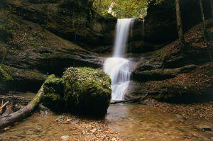Scheidegger Wasserfälle, Scheidegg