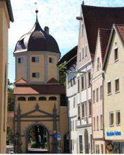 Westertor, Memmingen