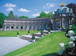 Eremitage und Altes Schloss, Bayreuth