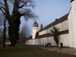 Kloster Frauenwörth, Bad Endorf