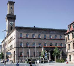 Rathaus, Fürth
